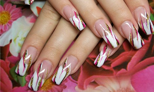 63-diagonal-nail-art