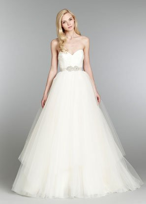 jim-hjelm-blush-bridal-strapless-natural-waist-ball-gown-lace-ruched-tulle-skirt-beaded-sash-chapel-train-1354_lg