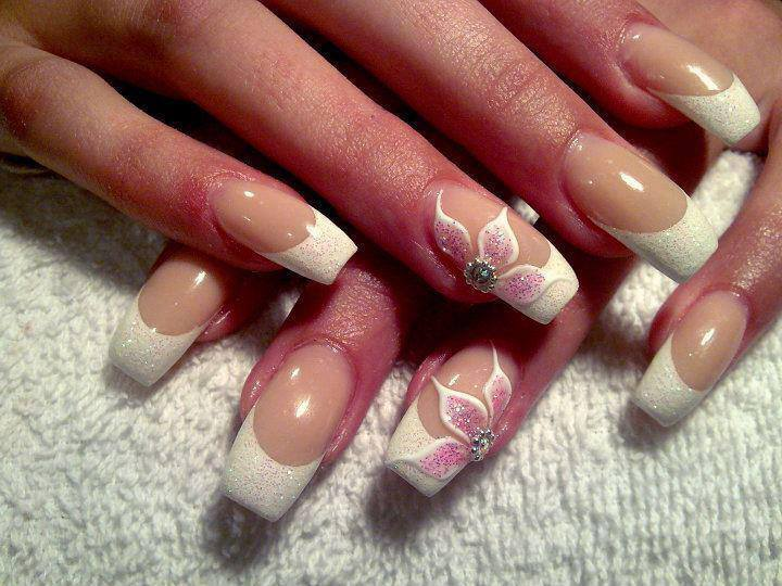 38 Amazing Nail Art Design For Your Christmas New Year S Eve