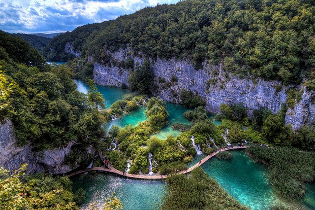Plitvice Lakes, Croatia - 18