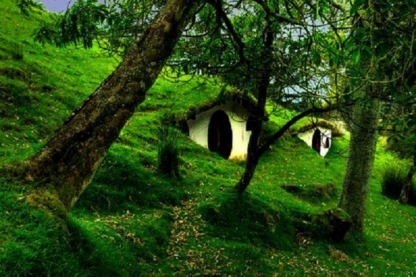 Creative Underground Homes World Inside Pictures