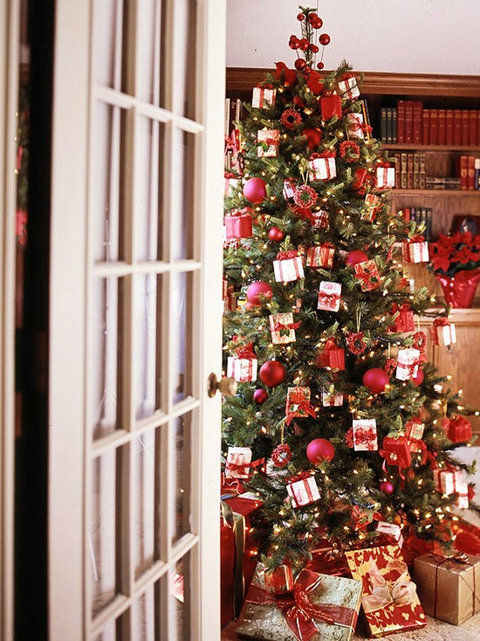 34 Beautiful Christmas Tree Decorating Ideas World