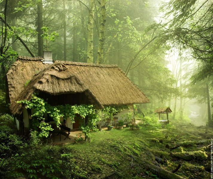 most beautiful cottages in the world