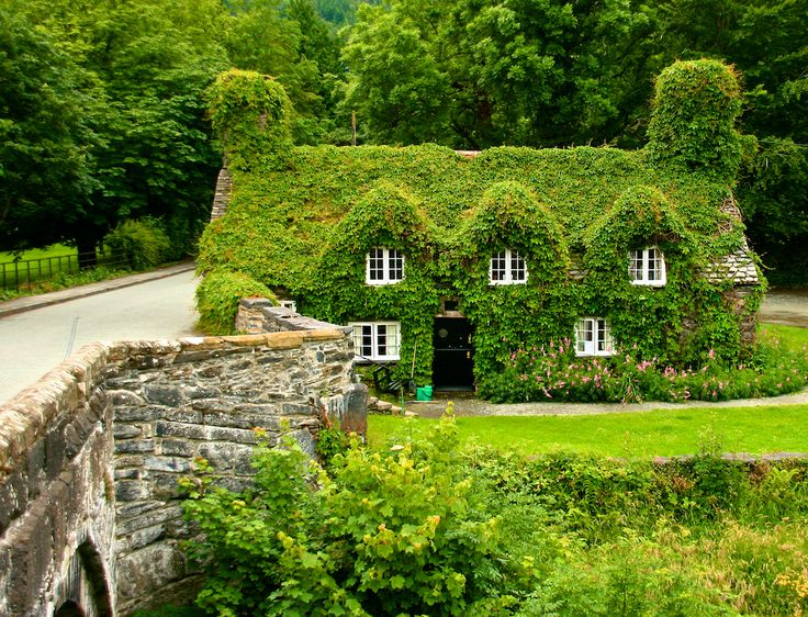 most beautiful cottages