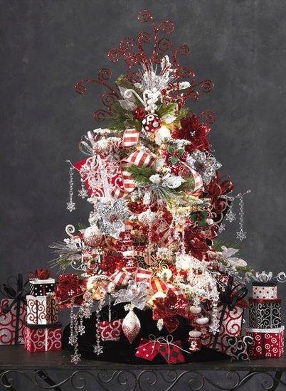 34 Beautiful Christmas Tree Decorating Ideas World