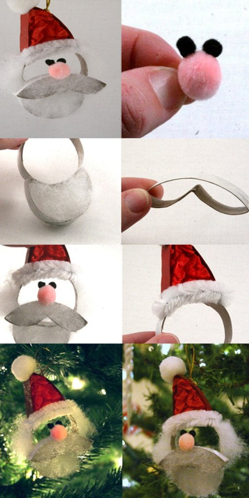 20 Toilet Paper Roll Christmas Crafts For The Most Spectacular