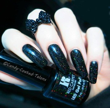 33 nail art design for new year's eve  world inside pictures