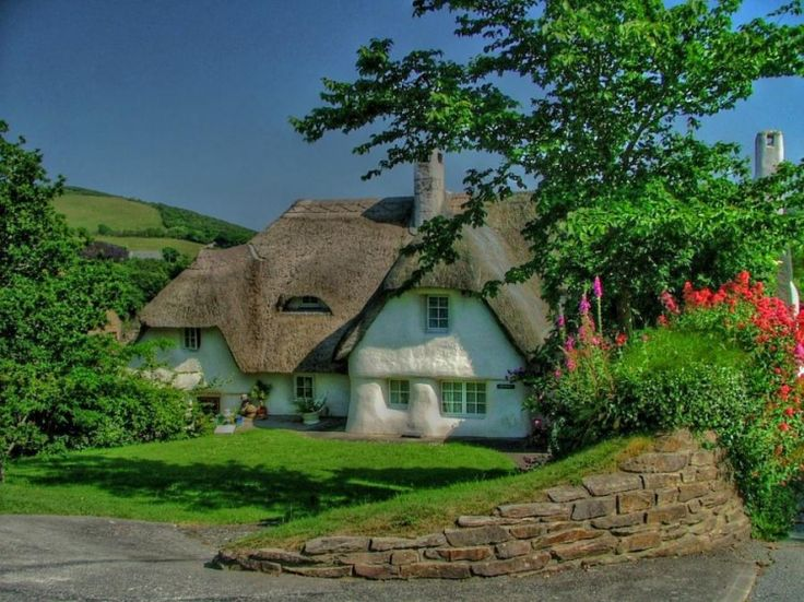 most beautiful cottage in the world