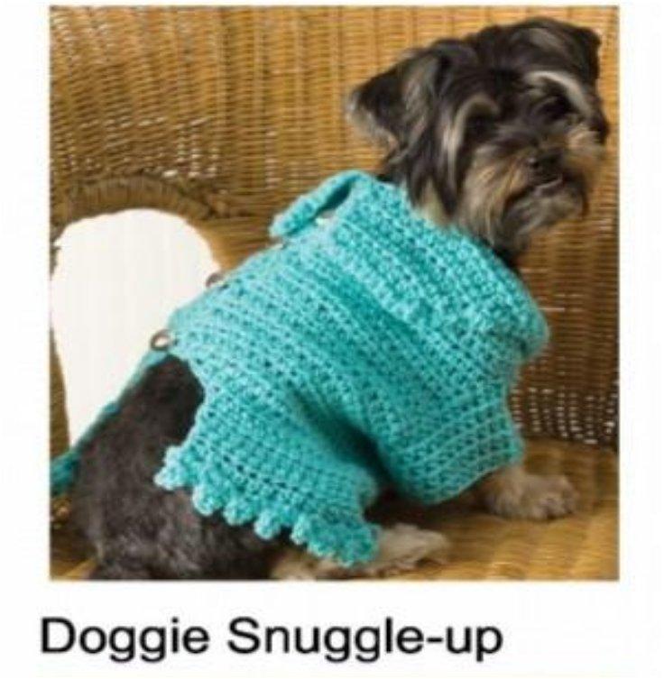 quick diy dog sweater