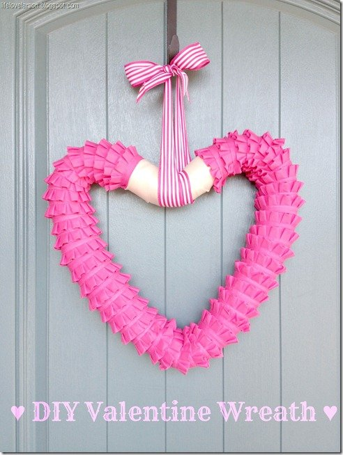 23 Cute And Romantic Diy Home Decor Ideas For Valentine S