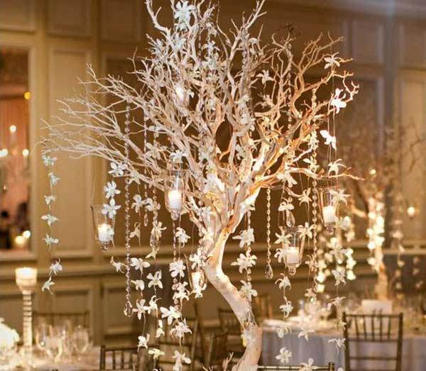 source 7 - 22 DIY Ideas For Rustic Tree Branch Chandeliers World Inside Pictures