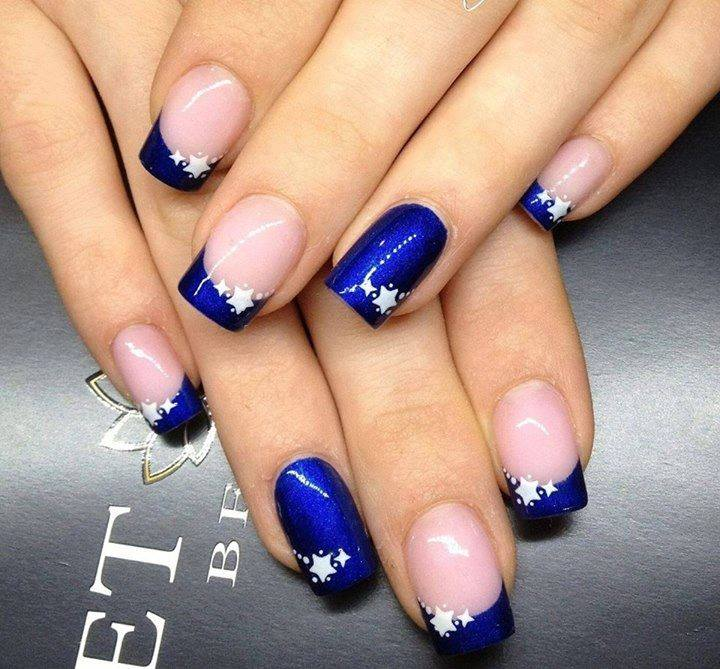 Dorable Star Nails Design Image - Nail Paint Design Ideas ...