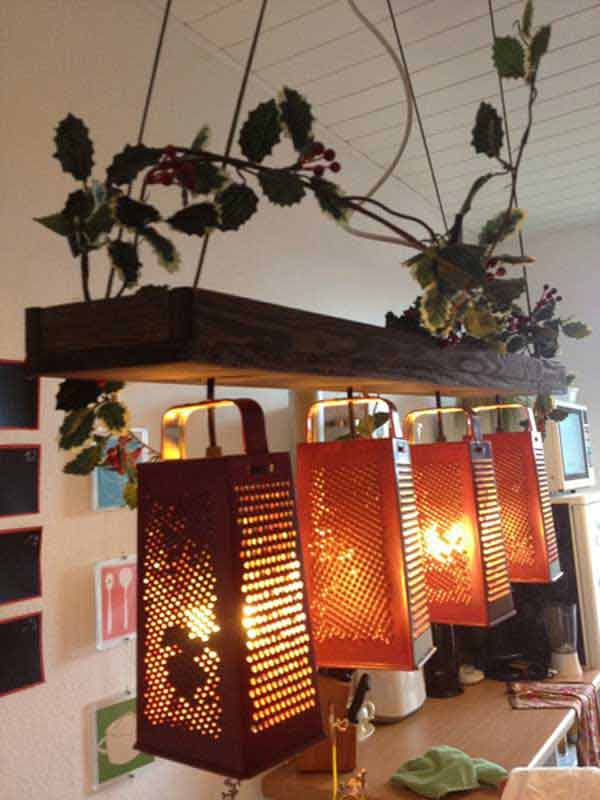 Wonderful DIY Lighting Ideas 25 Photo