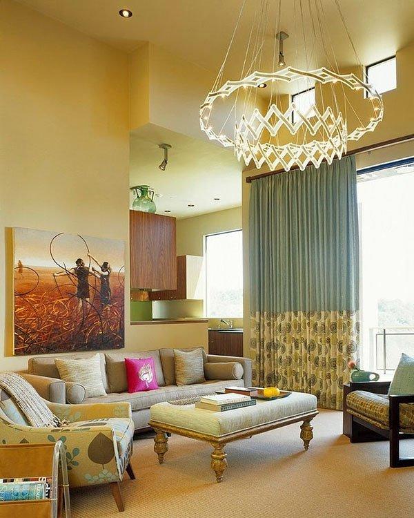 breathtaking green living room decor ideas | 40 Absolutely Amazing Living Room Design Ideas | World ...