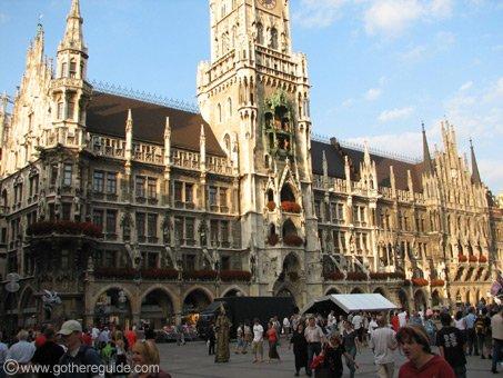 Marienplatz_Munich
