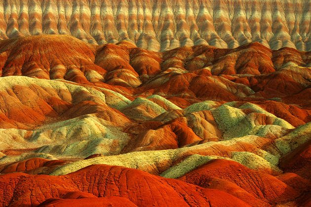 iran-tabriz-colorful-mountains