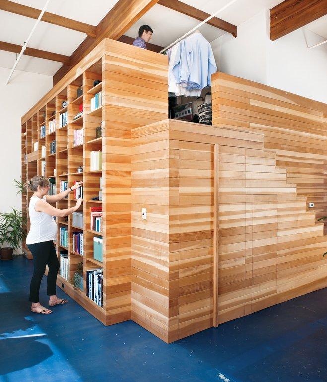 studio apartment loft