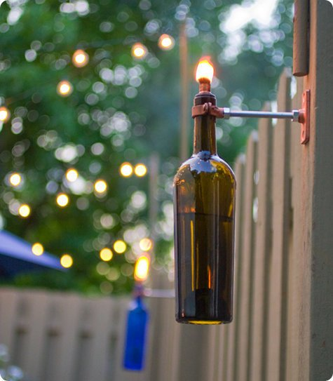 Patio Lights Diy: 20 Inspiring Outdoor Lighting DIY Ideas