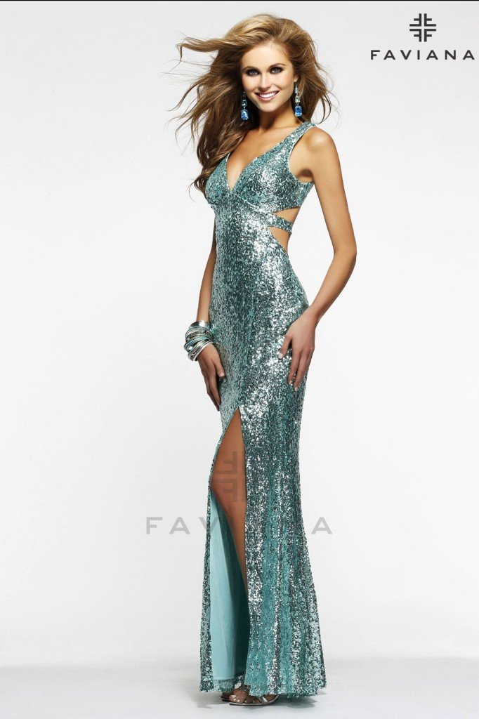 30 Prom Dresses 2014 For Elegant And Princess Looking | World inside ...