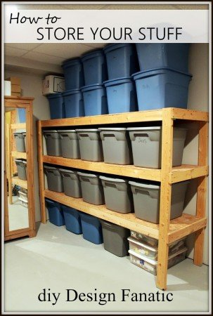 diy storage box ideas