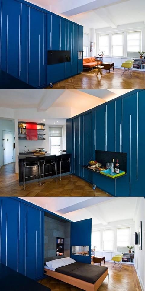 cool studio apartments