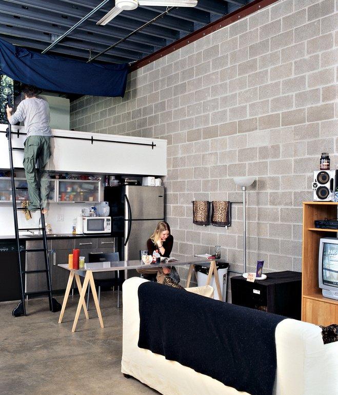 modern studio apartment design ideas