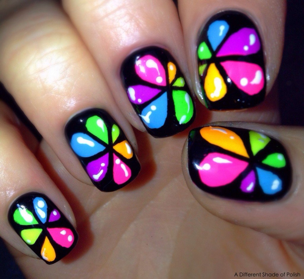 22 Spectacular Nail Art Design Ideas With Fresh Colors   World ...