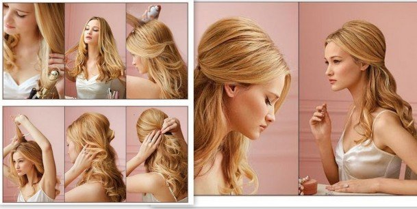 14 Simple Hairstyles To DIY At Home And Look Brilliant