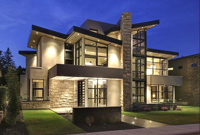 luxury modern architecture
