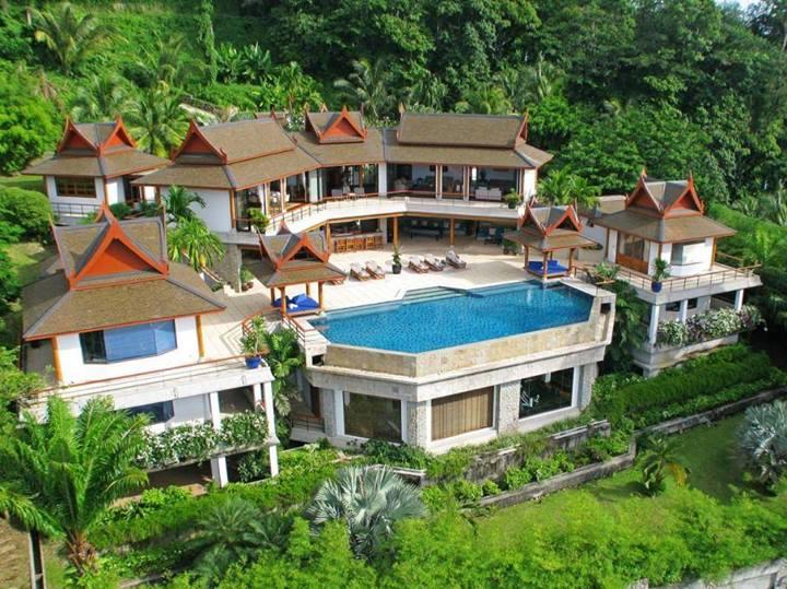 luxury architecture house design
