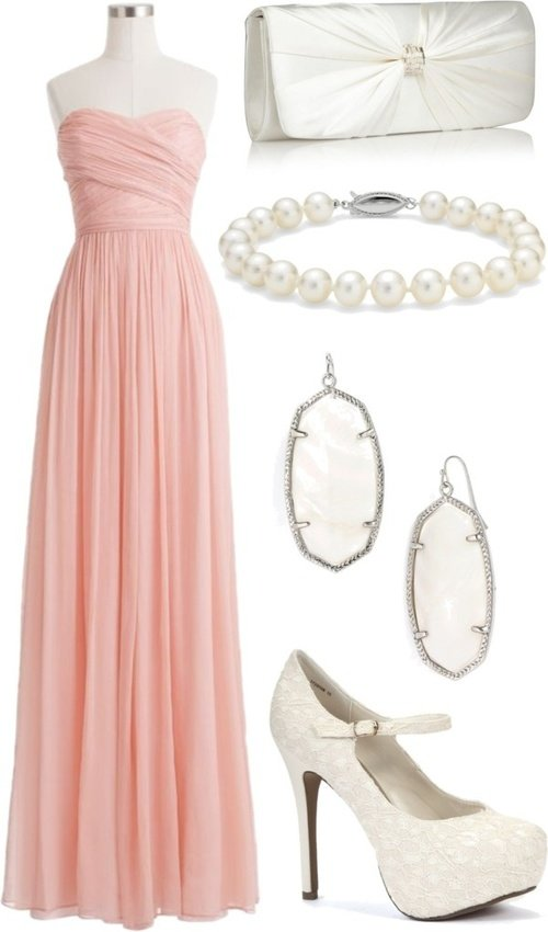 Fantastic Ideas For Evening Party Dresses | World inside ... Summer Outfits For Teenage Girls Polyvore