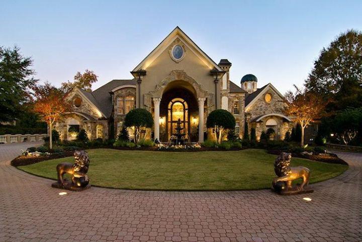modern luxury architecture