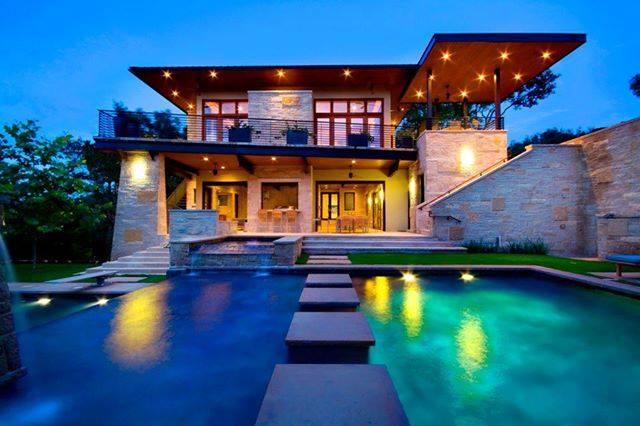 luxury homes architecture design