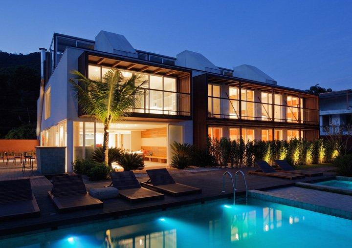 luxury villa architecture design
