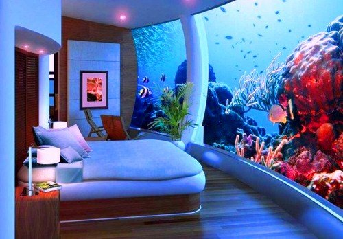 coolest rooms in the world