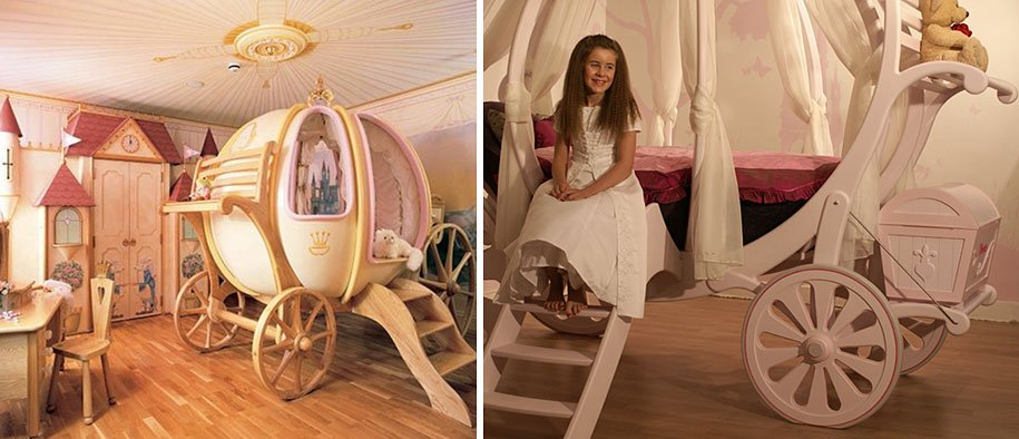 Camerette Bambini Strane : Fun and creative kids bedroom designs world inside