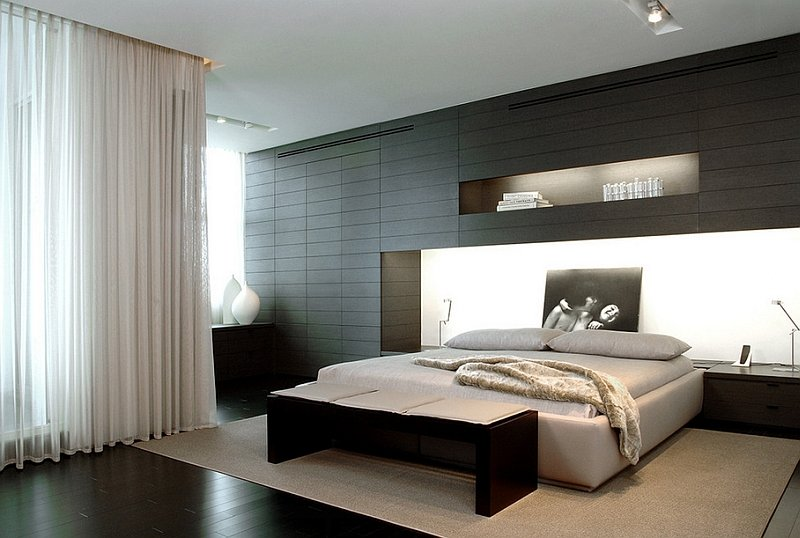 25 Stylish Minimalist Bedroom Design For Your Dream Home ...