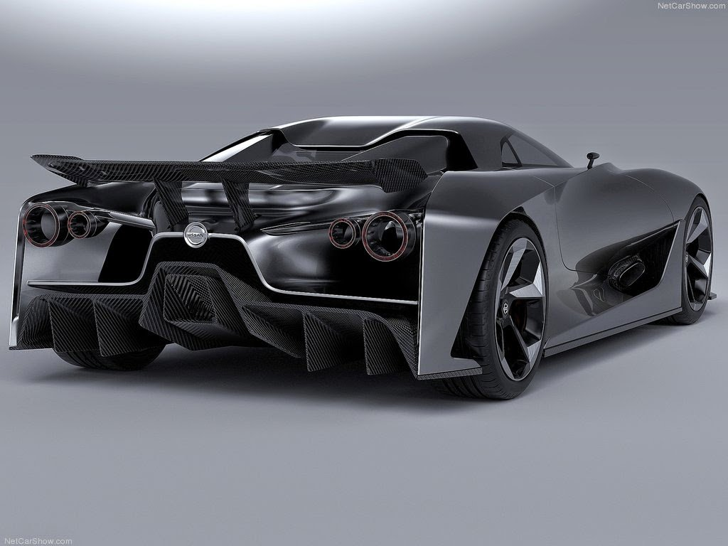 """Nissan Builds """"Gran Turismo"""" Concept Car In Real Life ..."""