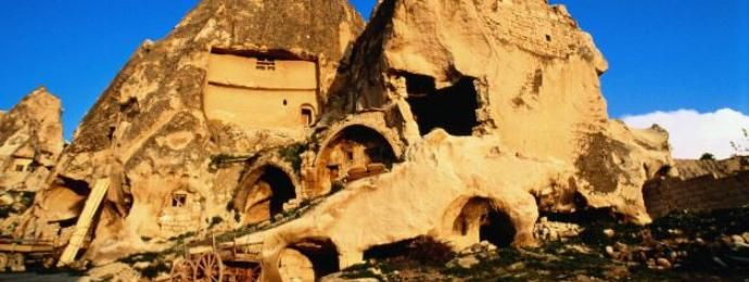 Heritage sites in North cyprus