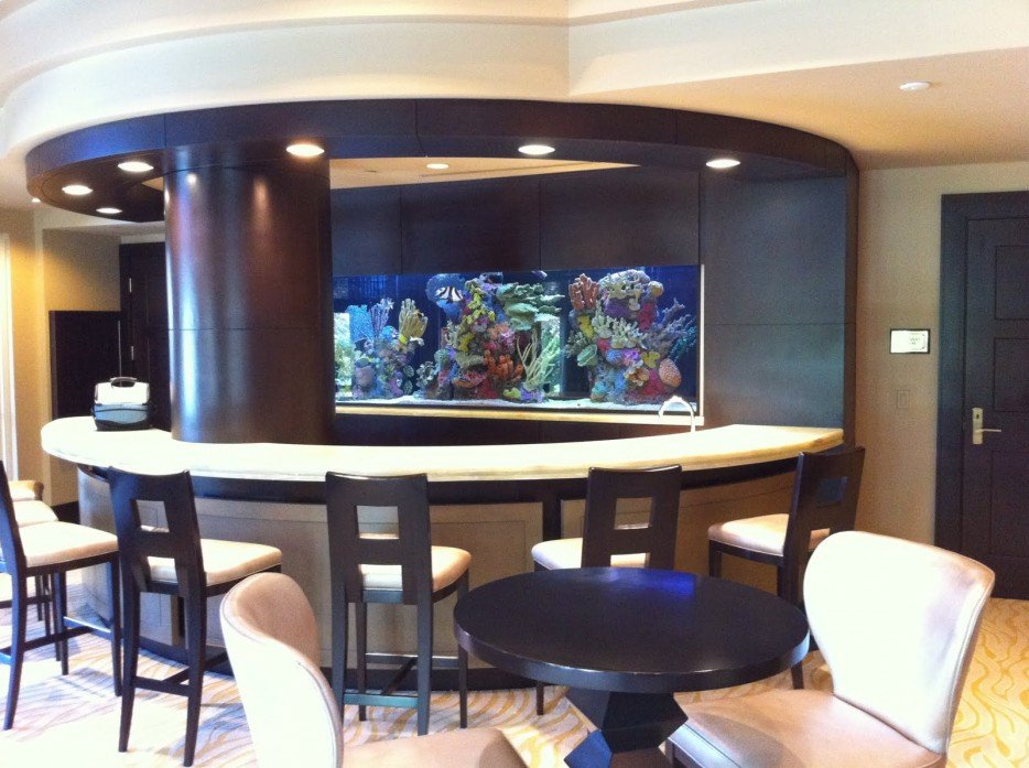 22 Incredibly Ideas How To Beautify Your Home With Fish Tank World Inside Pictures