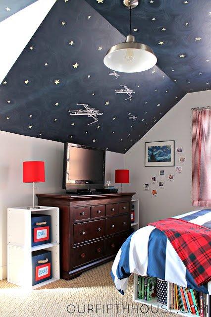 16 Best Ceiling Designs For Making A Kids Bedroom More ...