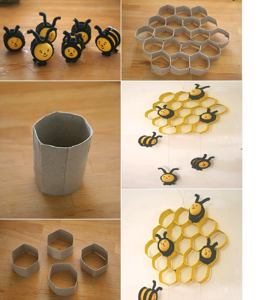 10 Outstanding Paper DIY Crafts For Lovely Home Beautification