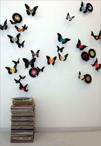 16 Cheap And Easy Diy Wall Beautification With Butterflies World