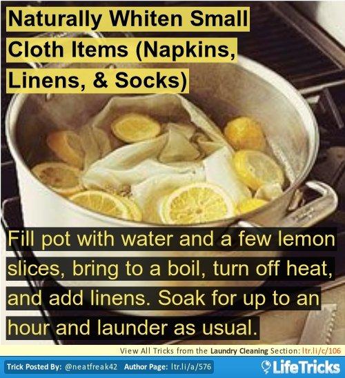 washing hacks