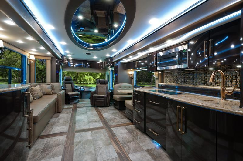 5 Most Expensive Luxury Motorhomes In The World World