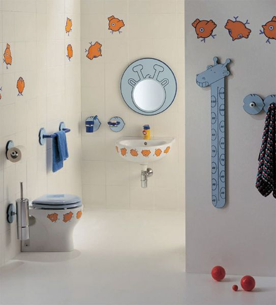 children's bathroom accessories