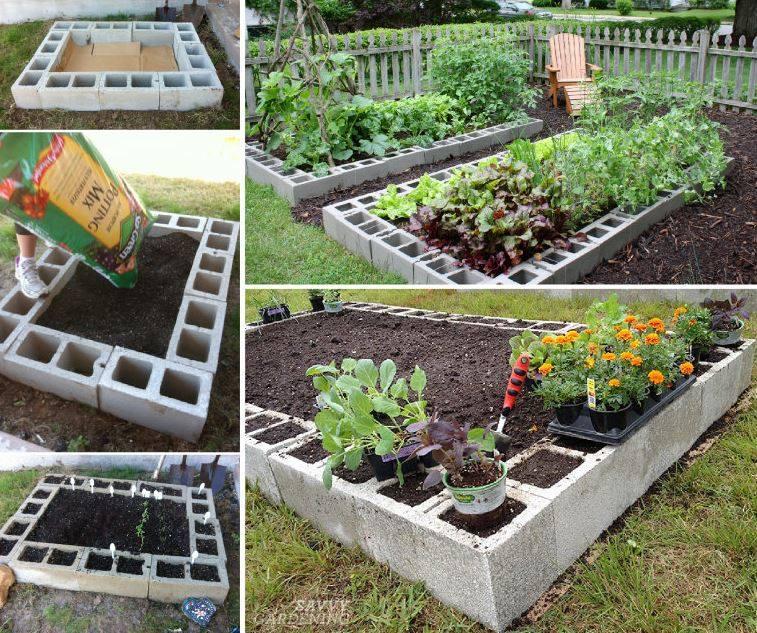 Home Garden Raised Beds 12