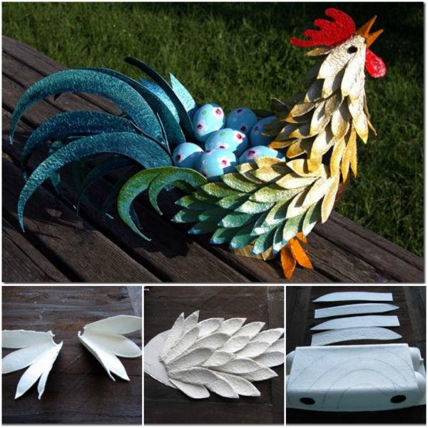 17 Cool Yet Ingenious Things To Make With Egg Cartons