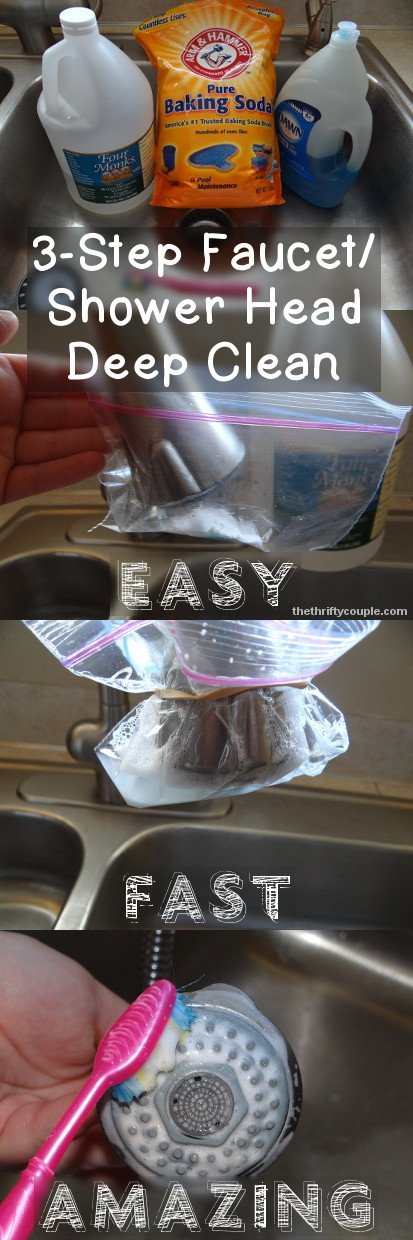 17 Super Useful Tips to Cleaning Your Home in Half the ...