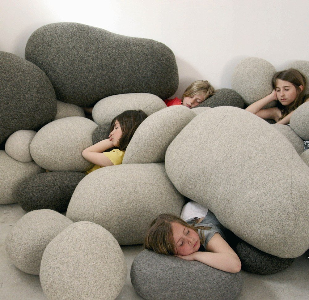 20 unique designs that will change the way we look things   world Unique Pillow Designs